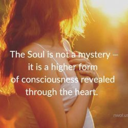 The Soul is not a Mystery