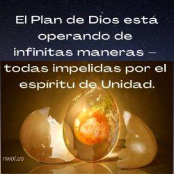 El Plan de Dious esta