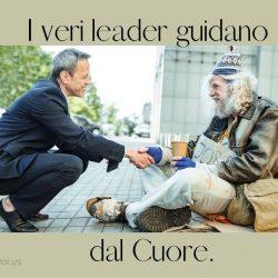 I veri leader guidano