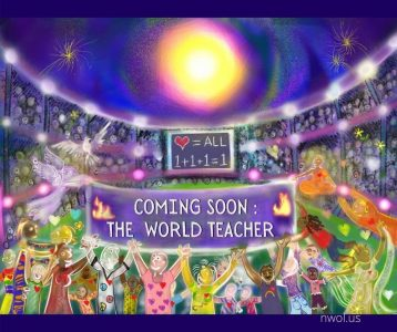 Coming Soon the World Teacher