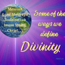 Messiah Lord Maitreya Bodhisattva