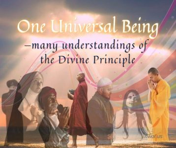 One Universal Being