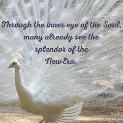 Through the inner eye of the Soul