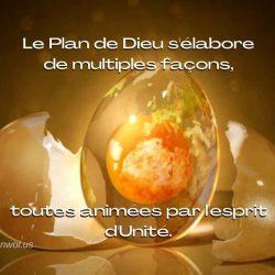 Le Plan de Dieu selabore