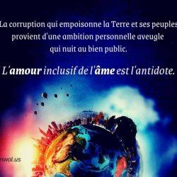 La corruption qui empoisonne la Terre et ses peuples