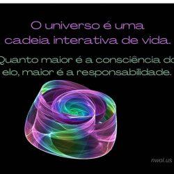 O universo e uma