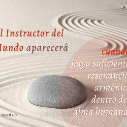 El instructor del