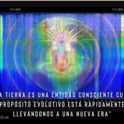 La tierra es una entidad consciente cuyo
