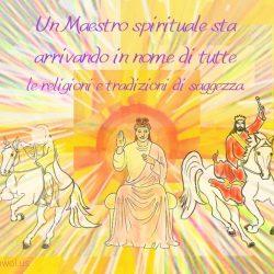 Un Maestro spirituale sta