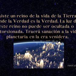 Existe un reino de la vida de la tierra