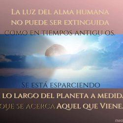 La luz del alma humana