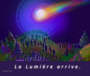 La Lumiere arrive